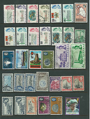 MIXED BRITISH COLONIES STAMPS X 50 Good Condition