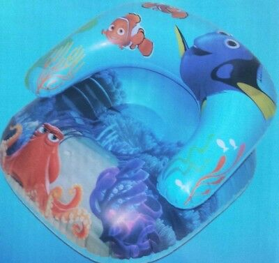 Disney PIXAR Finding Dory Inflatable Chair,3+.Arm Chair 60x40(H)cm,100%PVC
