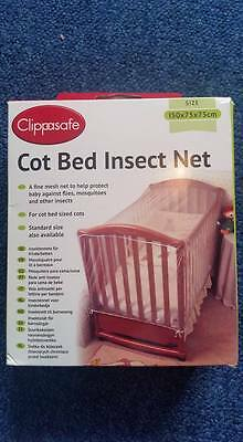 Cot bed insect net NEW