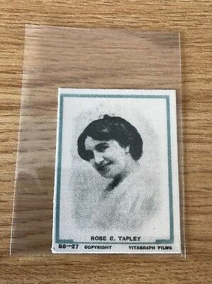Silk Themans &Co Manchester Film Stars Series B6 - 27 small Size