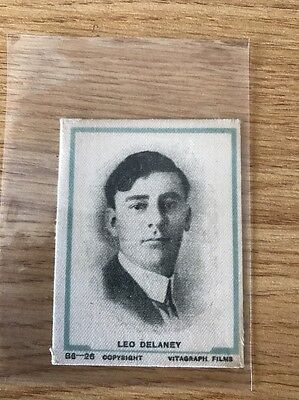 Silk Themans &Co Manchester Film Stars Series B6 -26 Small Size