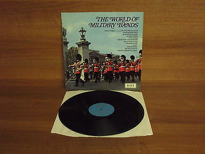 The World of Military Bands : Vinyl Album : Decca : SPA 18 : Stereo