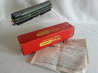 Triang Hornby R357 Br Green A-1-A Class 31 Diesel Loco Near Mint In Boxed Cond