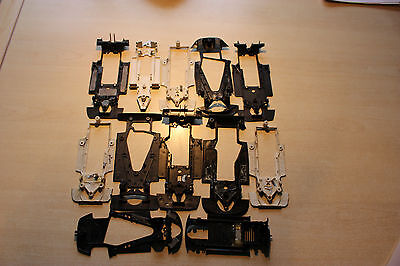Nsr, Slot It & Scalextric Chassis's