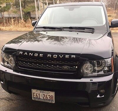 2012 Land Rover Range Rover  RANGE ROVER HSE SPORT LOADED 2012 EXCELLENT CONDITION W/ WINTER PACKAGE SUN ROOF