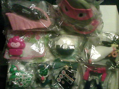 Mcdonalds HAPPY MEAL TOYS unopened -BUNDLE of 10