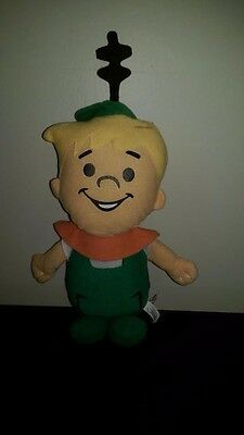 "Elroy The Jetsons Hanna Barbera Character 12"" Toy Plush Figure Doll Used 2010"