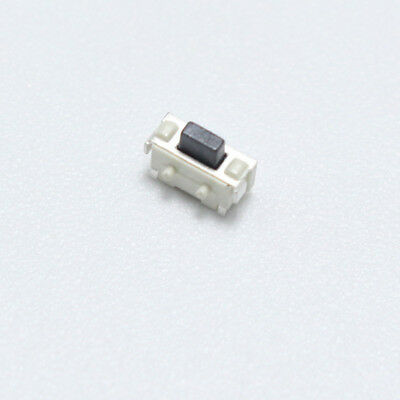 One 4mm On Off Tactile Micro Switch Push Button for Tablet & Phone Power/Volume