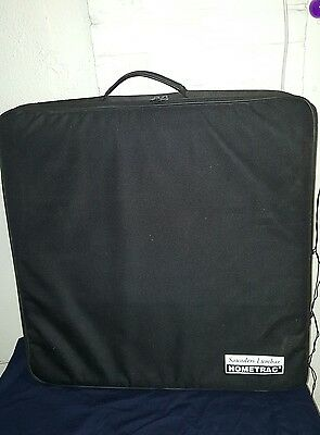 Saunders HomeTrac Deluxe Lumbar Traction Unit with Carry Case