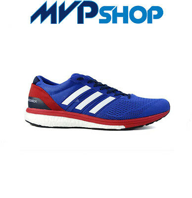 sports shoes 2205b e6ced Scarpe Running Adidas Adizero Boston 6 Aktiv Ba7994 Uomo