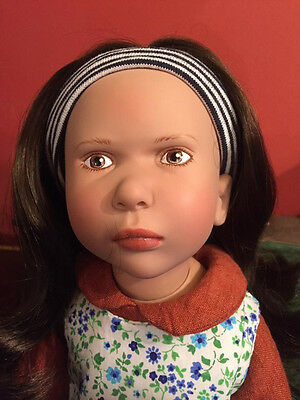 Zwergnase Junior Doll Simona From 2013 Collection NEW