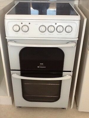 Creda Hotpoint 50cm Ceramic Electric Cooker 51TCW