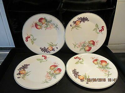 Marks And Spencer Ashberry Salad  Plates X 4