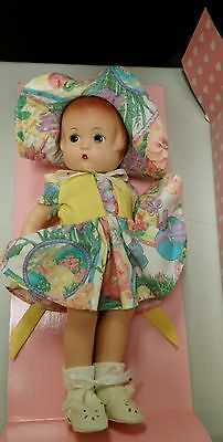 "Effanbee doll, Patsy Playtime,"" Floral"""