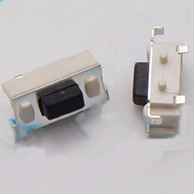 One 7mm On Off Tactile Micro Switch Push Button for Tablet & Phone Power/Volume