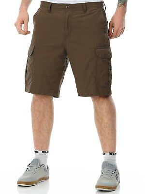 DC Taupe Ripstop - 21 Inch Cargo Shorts