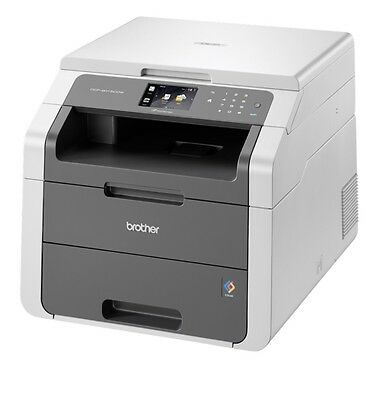 Imprimante laser multifonction Brother DCP-9020CDW - Imprimante multifonctions