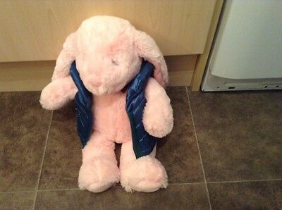 Soft, Pink Bunny From Design A Bear
