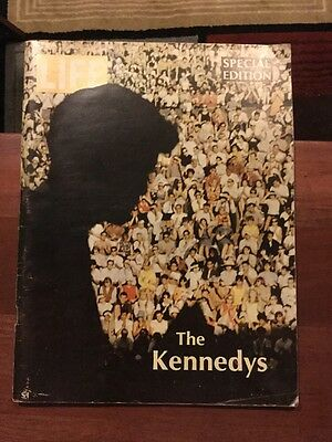 """Vintage 1968 Life Magazine Special Edition """"The Kennedys"""""""
