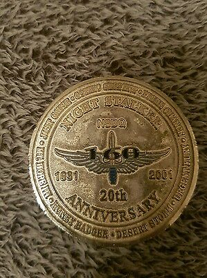 160th Special operations aviation regiment coin