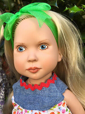 Zwergnase Junior Doll Inca From 2008 Collection NEW