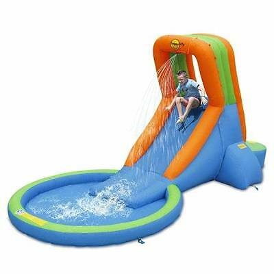 Happy Hop 9042S Water Slide Pool