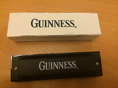 Collectable Guinness Mouth Organ/ Harmonica