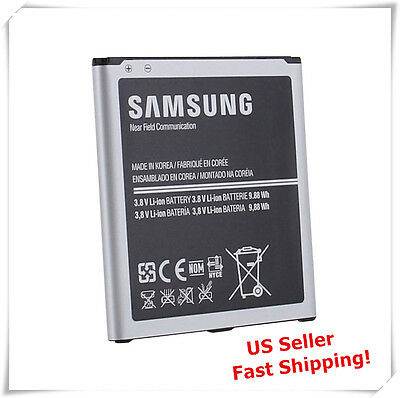 New Genuine Samsung Galaxy S4 Original Battery B600BE 2600mAh Samsung i9500