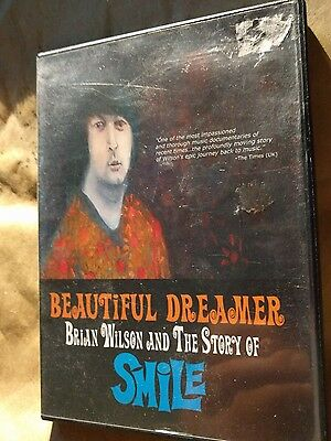BEAUTIFUL DREAMER DVD  BRIAN  WILSON and the story of SMILE DVD