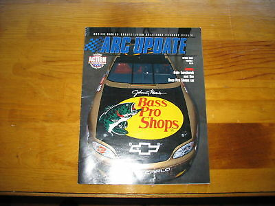 Action Racing Collectables Spring 1998 Product Catalog