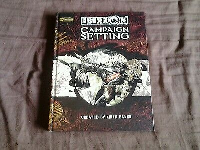 Dungeons and dragons 3.5 eberron campaign setting