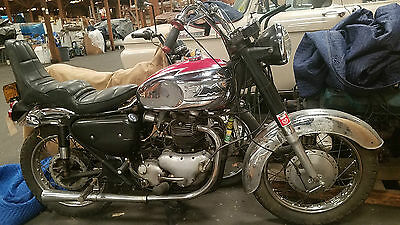 1965 Other Makes Matchless  Vintage 1965 Matchless G15CS Motorcycle