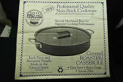 "Vollrath PRO-HG with Pro Series Plus 12"" Coverd Roaster/Casserole 50344 New"