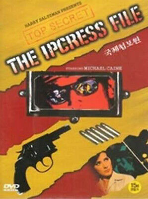 The Ipcress File - Sidney J. Furie, Michael Caine (1965) - DVD new