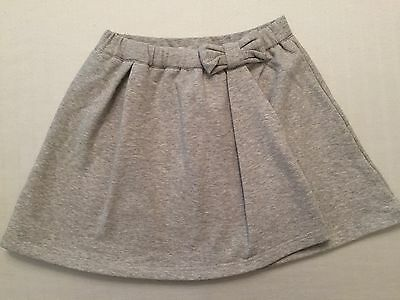 NEW Gymboree Girls Skort, Sz 12, Gray, NWOT