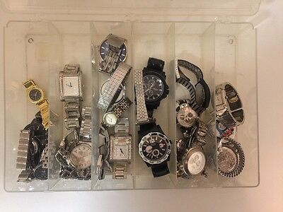 Lot Of Watch Different Brands