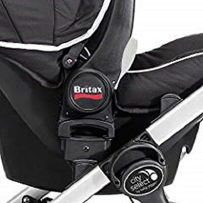 Baby Jogger Single Stroller Adaptor For Britax B-Safe/Chaperone Infant Car Seats
