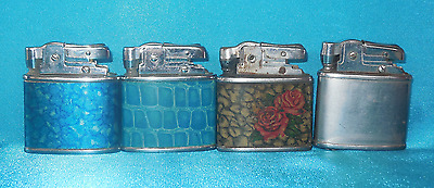 Collectable Vintage Cigarette Lighters. Spares and repairs!