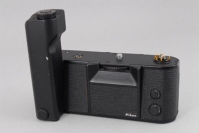 [Excellent+++]Nikon MD-4 Motor Drive From Japan #41