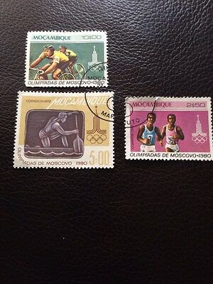 Mocambique Stamps 1979