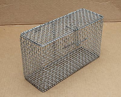 Stainless steel wire mesh basket, box