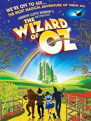 """The Wizard of Oz 16"""" x 12"""" Reproduction Poster Photograph"""