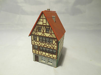 Kibri 6407 (36407) Haus am Kirchplatz Alsfeld Spur Z Gauge Half Timber House