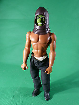 Big Jim Zorak Action Figure mit Wechselgesicht - Mattel 1971