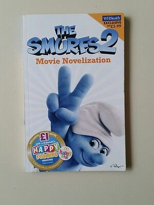 The smurfs 2 movie novelization wh smith exclusivej david stem the smurfs 2 movie novelization wh smith exclusivej david stem paperback n5 solutioingenieria Choice Image