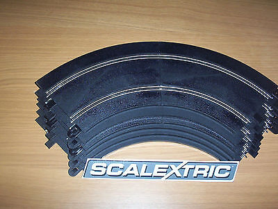 Scalextric Track 8x Standard Rad2 Curves 4x straights for Sport & Digital Sets