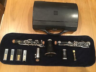 buffet Crampon B12 clarinet And Case