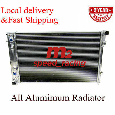 3Row Alloy Radiator For Holden Commodore Ss Vy Gen 3 V8 Ls1 5.7L 2002-2004