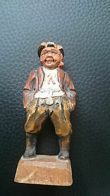 Antique Hand Carving Early Date