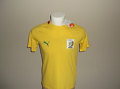 Cameroon Olympic T/shirt * New With Tags *